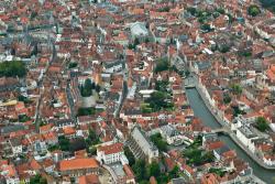 Bruges et ses canaux, les Reie