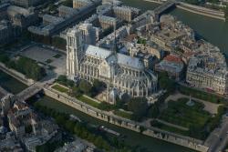 La cathédrale Notre-Dame-de-Paris