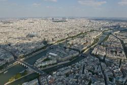 l'île de la Cité, Paris