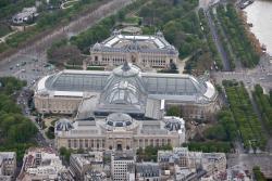 Le Grand Palais et le Petit Palais