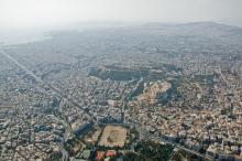 L'Olympieion, Athènes