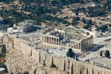 Le Parthénon, Athènes