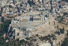L'Acropole, Athènes
