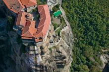 Un monastère des Météores