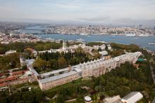 Le Palais Topkapi et le Bosphore