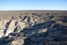 collines du littoral de Chubut