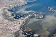 le lac Pellegrini