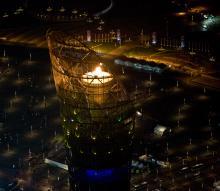 La tour Aspire de Doha