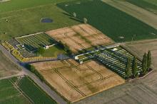 Cimetière militaire près de Heuvelland