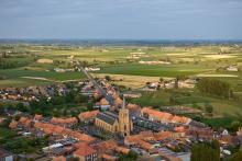 village de Dranouter