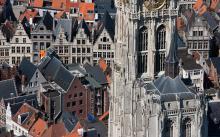 Cathédrales d'Anvers
