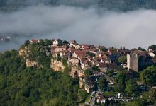 Le donjon de Capdenac-le-Haut