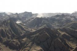 région montagneuse