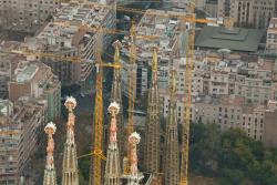 Barcelone et la Sagrada Familia