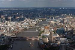la Tamise et Londres