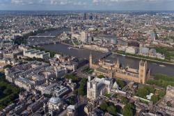 Londres et le Palais de Westminster