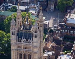 Tour Victoria, palais de Westminster, Londres